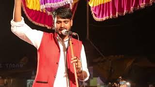 युवा कलाकार विष्णु यादव का बिरहा मुंबई मे व भी ज्ञानी यादव से