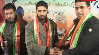 Youths Joining Rahul Gandhi fans association from Baramulla District