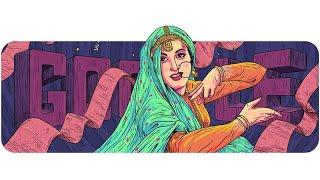 Madhubala: Google doodle celebrates the 86th birth anniversary of Bollywood's Marilyn Monroe