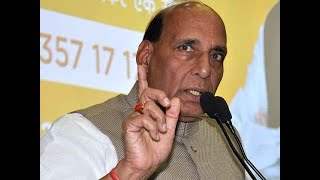 Pulwama terror attack: A befitting reply will be given, says Rajnath Singh