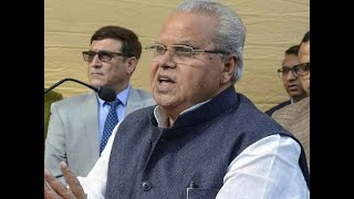 Pulwama terror attack: J&K Guv Satya Pal Malik accepts lapses on govt's part