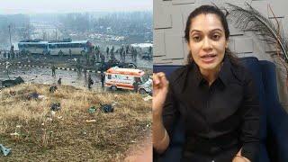 जम्मू कश्मीर के पुलवामा में जवानों पर हुए आत्मघाती हमले पर भड़की अभिनेत्री पायल रोहतगी