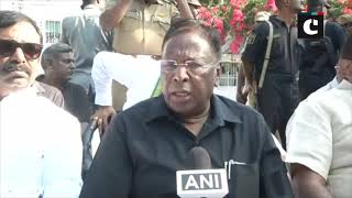 Let PM Modi take responsibility for not curbing terrorism in J&K- Puducherry CM on Pulwama attack