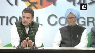 Pulwama terror attack- Rahul Gandhi condemns the attack, calls it 'disgusting'