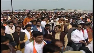 PM Modi lays foundation stone and inaugurates development projects at Jhansi, Uttar Pradesh