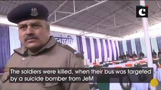 Wreath laying ceremony of CRPF personnel to be performed in J&K's Budgam