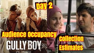 Gully Boy Movie Audience Occupancy And Collection Estimates Day 2