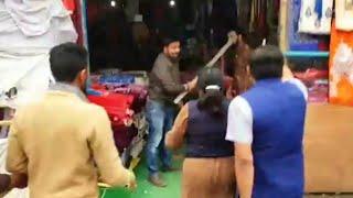 पुलवामा में जवानों पर आतंकी हमले के बाद पटना में कश्मीरियों की जमकर ठुकाई