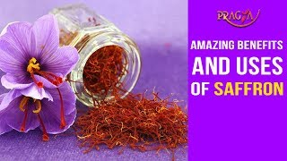 Watch Amazing Benefits and Uses of Saffron