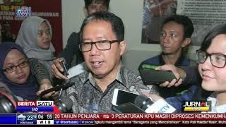 Plt Ketum PSSI Joko Driyono Ditetapkan Tersangka