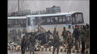 पुलवामा आतंकी हमले के विरोध में मुस्लिम समाज ने ज्ञापन सौपा पीजी  कॉलेज के छात्रों ने श्रद्धंजलि दी