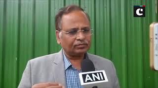 Hotel owner not arrested yet, probably belongs to BJP: Satyendar Jain on Karol Bagh fire incident
