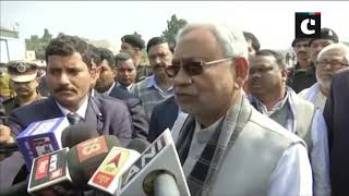 State govt will do everything in its power for slain soldiers' families says Nitish Kumar