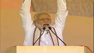 PM Modi lays foundation stone and inaugurates development projects in Hazaribagh, Jharkhand