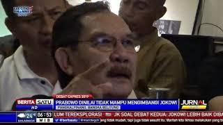 Antasari Azhar Kecewa dengan Penampilan Prabowo di Debat Capres Kedua