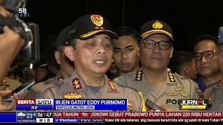 Ledakan di Parkir Timur Senayan Berasal dari Petasan