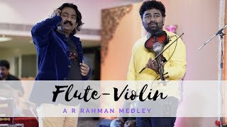 Naveen Kumar | Abhijith P S Nair| A R Rahman Medley|Live Concert