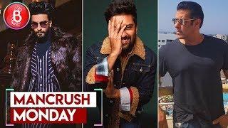 Mancrush Monday- Ranveer, Vicky, Salman's HOT pics will take your #MondayBlues away