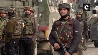 Pulwama encounter- 2 terrorists gunned down