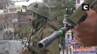 Pulwama attack- Curfew in Jammu enters day 4