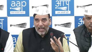 On 23rd Feb AAP MLA will have Meeting as People of Delhi are not been provided with Proper Rights