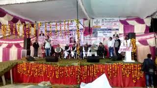 Vindhyachal Chauhan_ कॉमेडी_ दिल्ली में हुआ बवाल