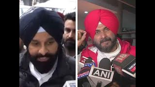 Pulwama attack- Akali Dal's Majithia demands sacking of Navjot Singh Sidhu from Punjab cabinet