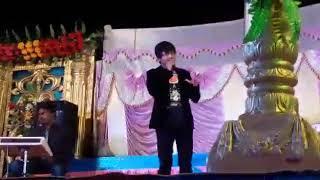 Ajit Aanand_ का जबरदस्त स्टेज शो 2017 Super hit