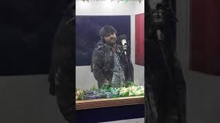 Samar Singh_ समर सिंह का लाइव स्टूडियो रिकॉर्डिंग देखिए
