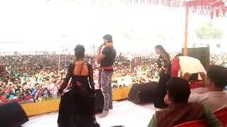 Jyoti Panday_ Aur Super Sta Arvind Akela Kallu Ji Ka Gorakhpur Me Super Hit Song