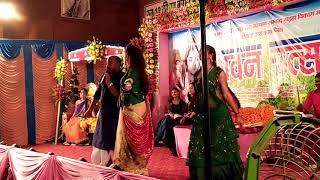 गोपाल राय के गाने पर निशा पांडे ने किया डांस