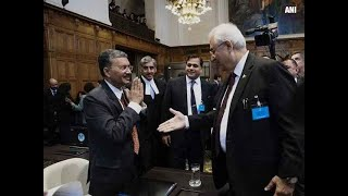 Post-Pulwama attack, no handshake, only namaskar- India's stern message to Pakistan at ICJ