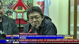 LKI: Jokowi Lebih Unggul dalam Debat Capres Kedua
