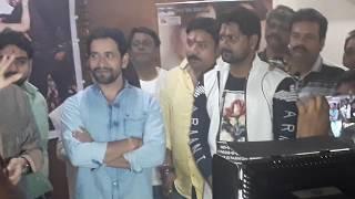 Dinesh Lal Yadav Amarpali Dubey और Samar Singh  के फिल्म महादेव का मुहूर्त | New Bhojpyuri Film News