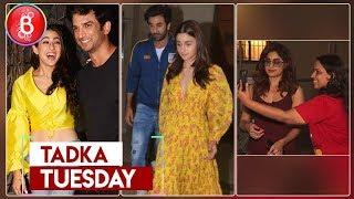 Tuesday Tadka- Suhana, Kareena, Alia, Sara & Shamita Keep Us BUZZING With CONTROVERSIES