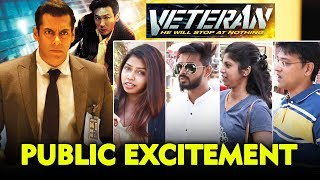 Salman Khan In VETERAN REMAKE | PUBLIC REACTION
