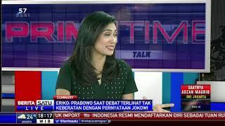 Prime Time Talk: Debat yang Didebat #1