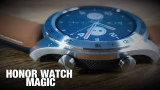 Honor Watch Magic- Stainless Steel Circular Amoled Smartwatch At Rs 14K | ETPanache