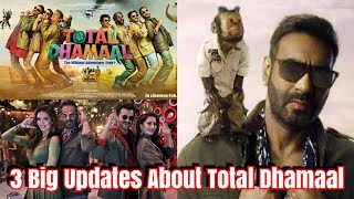 3 Big Updates About Total Dhamaal l Get U Censor Certificate