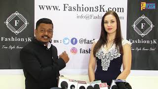 Fashion3K - True Style Never Dies! Media Interview for the latest and trending fashionable products