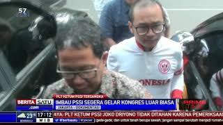 Dewan Pembina PSSI Desak Joko Driyono Mundur