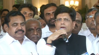 """BJP will contest in five Lok Sabha seats as part of the """"mega alliance"""" in Tamil Nadu"""