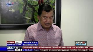 JK: Kepemilikan Lahan Prabowo di Kaltim dan Aceh Sesuai Aturan
