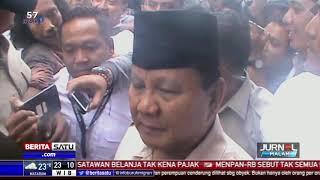 Prabowo Sebut Kasus Dhani Tidak Adil dan Dendam Politik