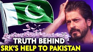 No, SRK Didn't Donate Rs 45 Crore To Pakistan; Here's The TRUTH