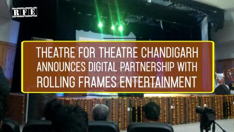 Watch Digital Partnership Announcement 2019 | TFT Chandigarh | RFE Video