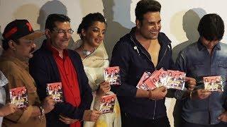 Sharma Ji Ki Lag Gai Movie Music Launch   Krishna Abhishek, Mughdha Godse