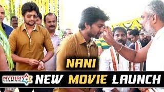 Nani Movie Opening - 2019 Latest Movie Launch - Bhavani HD Movies