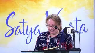 Satya Vaarta: Seychelles(Professor Monica Bar)