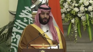 Exchange of Agreements & Press Statement: State Visit of Crown Prince of Saudi Arabia